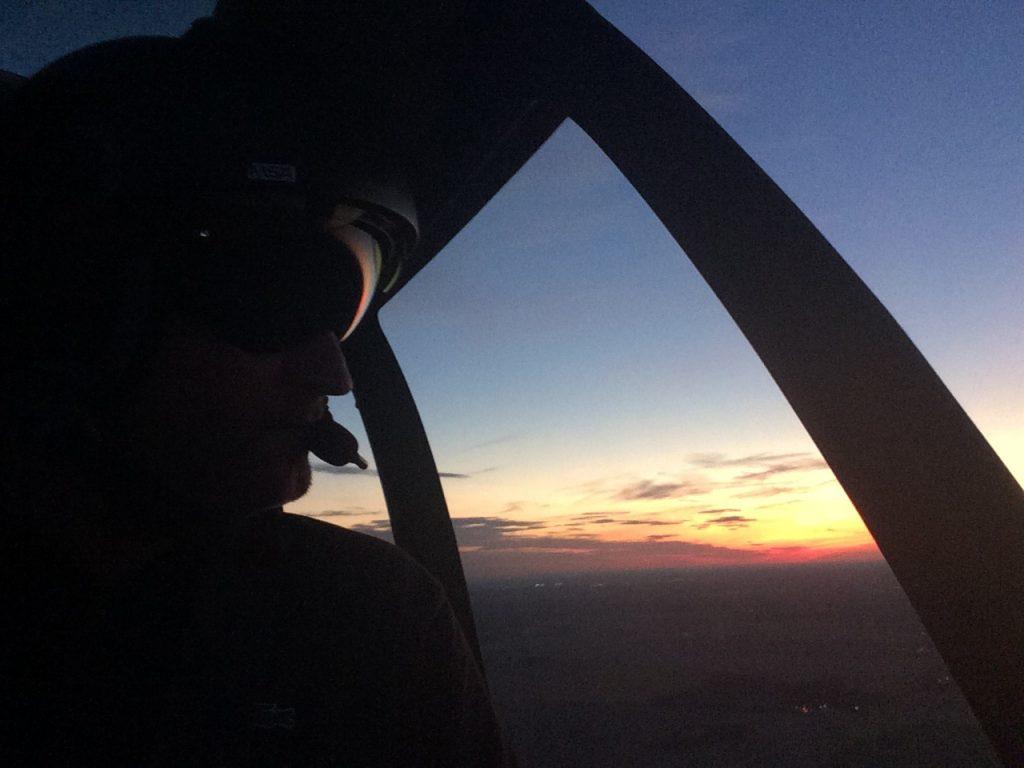 Initiation & école de pilotage - Vol de Nuit - Mont Blanc Hélicoptère Oléron